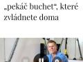 Točení videa na portál prozeny.cz