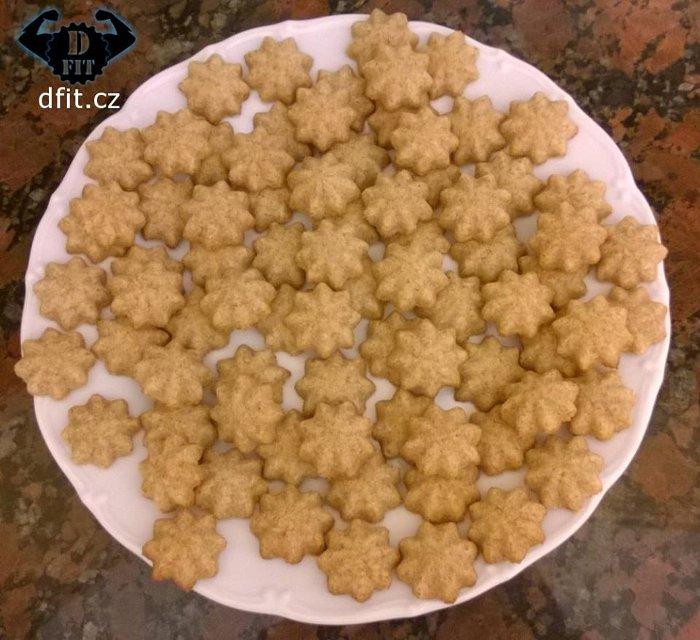 Kokosové hvězdičky